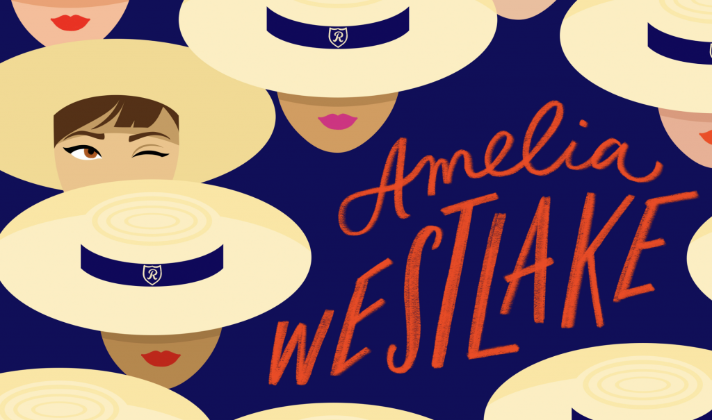 Image for Amelia Westlake Was Never Here